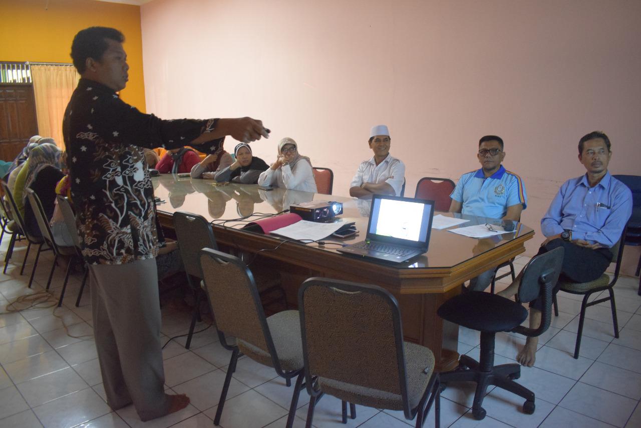 Rapat Koordinasi dengan Kantin Sekolah